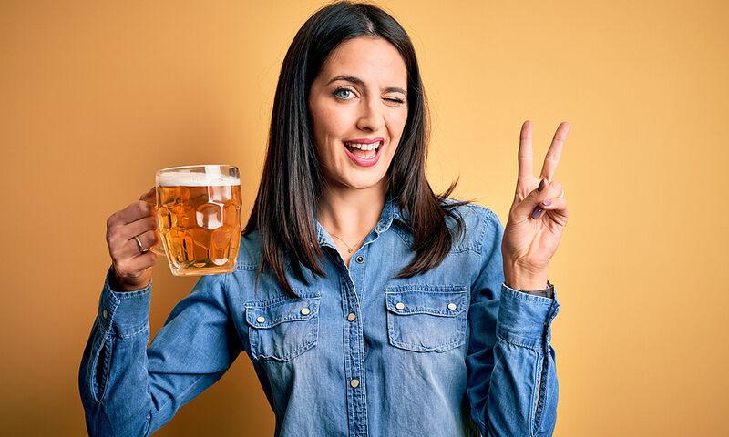Γιατί η μπίρα ωφελεί την υγεία (εικόνες)
