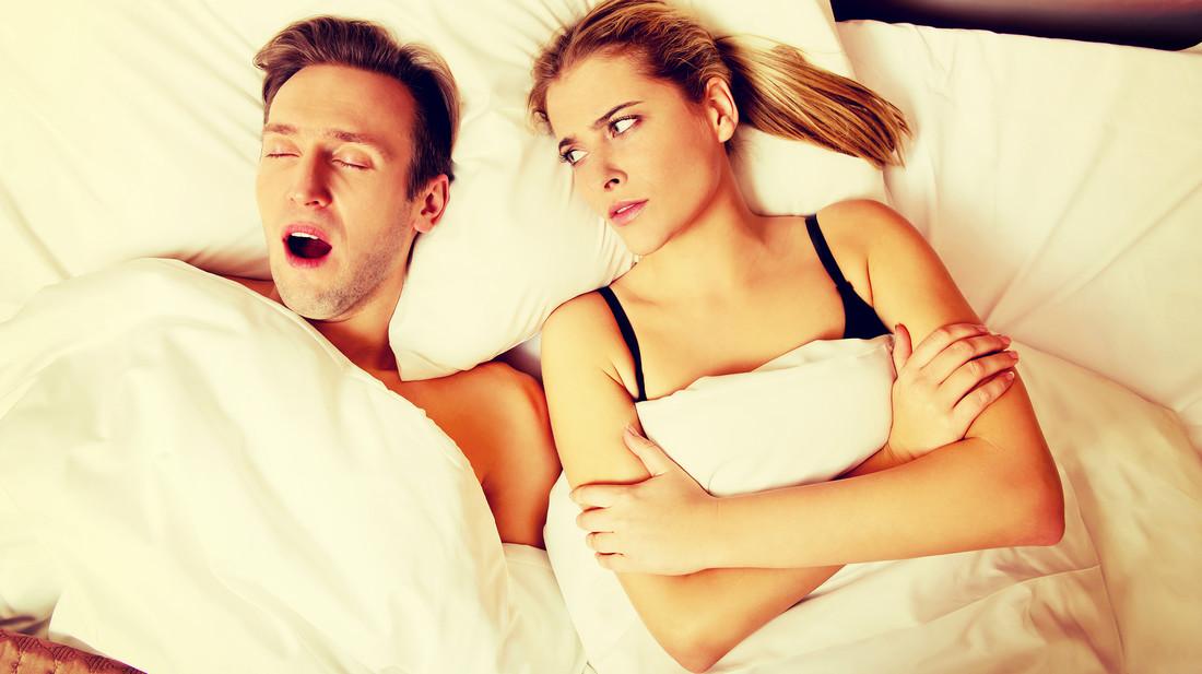 Η ανθρώπινη στιγμή που προτιμάς τον ύπνο από το σεξ