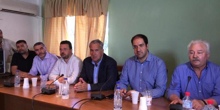 Συνεταιρισμοί και αγρότες στις δεσμεύσεις Μ.Βορίδη από την Κρήτη