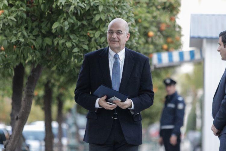 Δένδιας: Θα ζητήσουμε από την ΕΕ να έχει έτοιμο κατάλογο ισχυρότατων μέτρων κατά της Τουρκίας