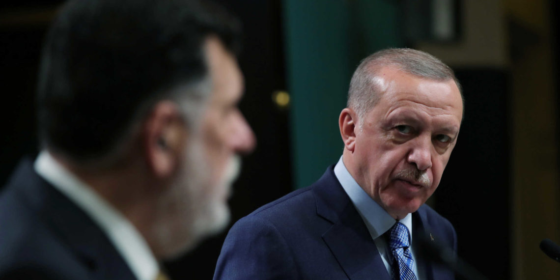 Ahval: Ο Ερντογάν τζογάρει ένα ολόκληρο έθνος στη Λιβύη – «Αν χάσει, δεν υπάρχει γυρισμός»