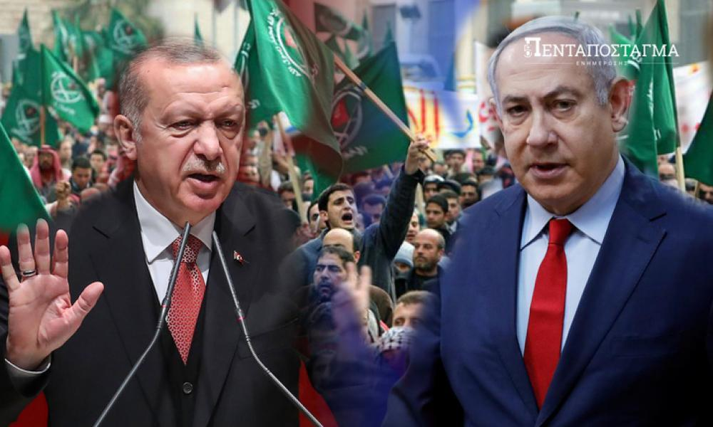 """""""Πόλεμος"""" Άγκυρας-Τελ Αβίβ: Iσραηλινά κατασκοπευτικά """"μία ανάσα"""" από την Λιβύη"""