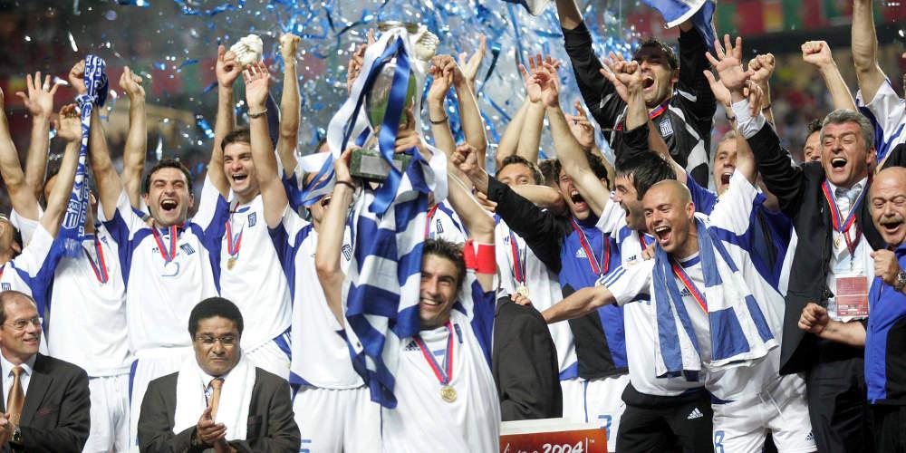 Euro 2004: Σαν σήμερα το «πειρατικό» και η Ελλάδα στην κορυφή της Ευρώπης [εικόνες & βίντεο]