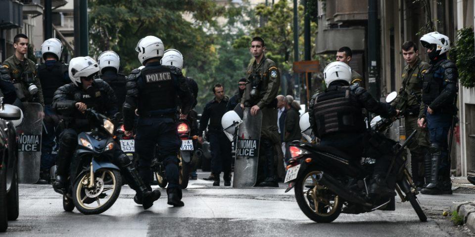 Με κάμερες τα κράνη και οι στολές των αστυνομικών – Καταγραφή και έλεγχος των επιχειρησιακών σχεδίων