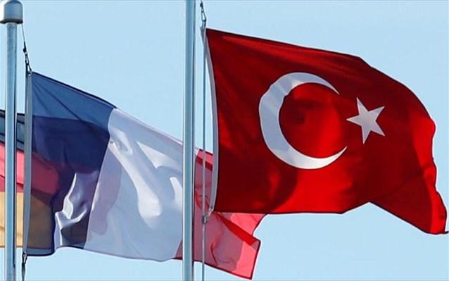 Τι κρύβει η αντιπαράθεση Γαλλίας – Τουρκίας;