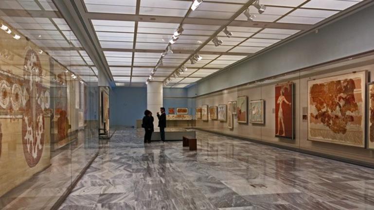 """Μουσείο """"παράδειγμα υποδειγματικής αξιοποίησης ευρωπαϊκών πόρων"""""""