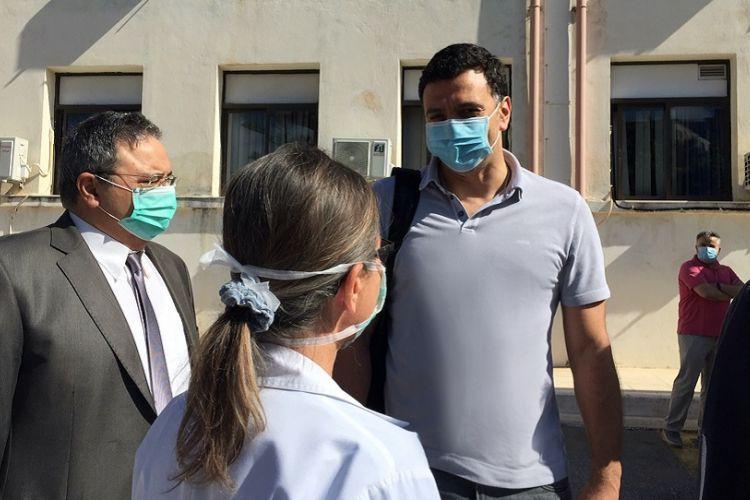 Κικίλιας για χρήση μάσκας: Είναι θέμα φιλότιμου και ατομικής προσπάθειας