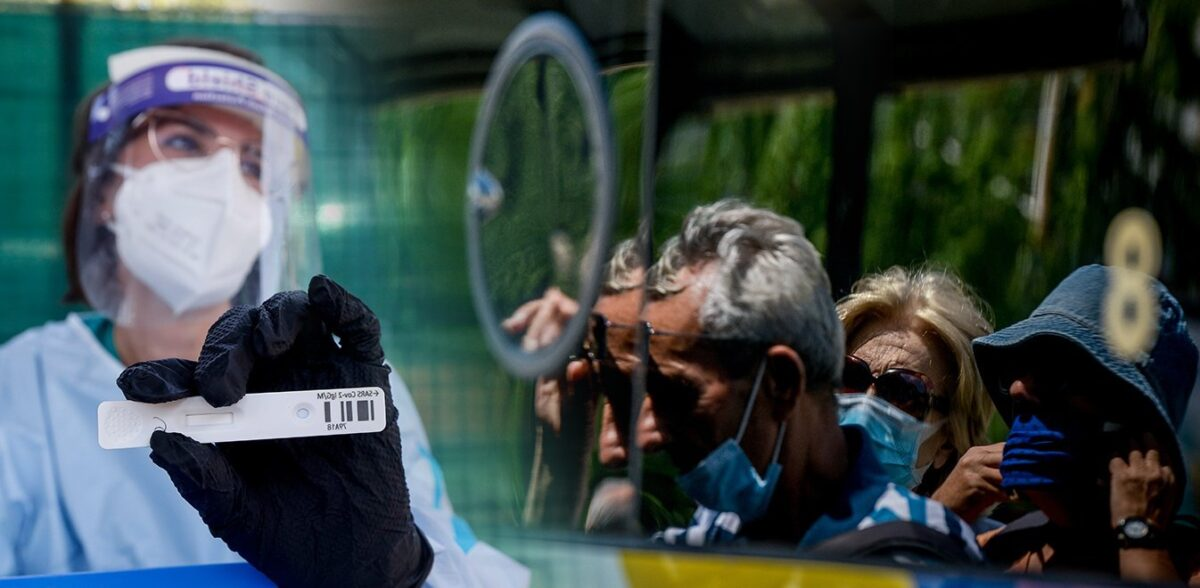 Κορονοϊός: Σε ποιες περιοχές της Αττικής εντοπίζονται τα περισσότερα κρούσματα