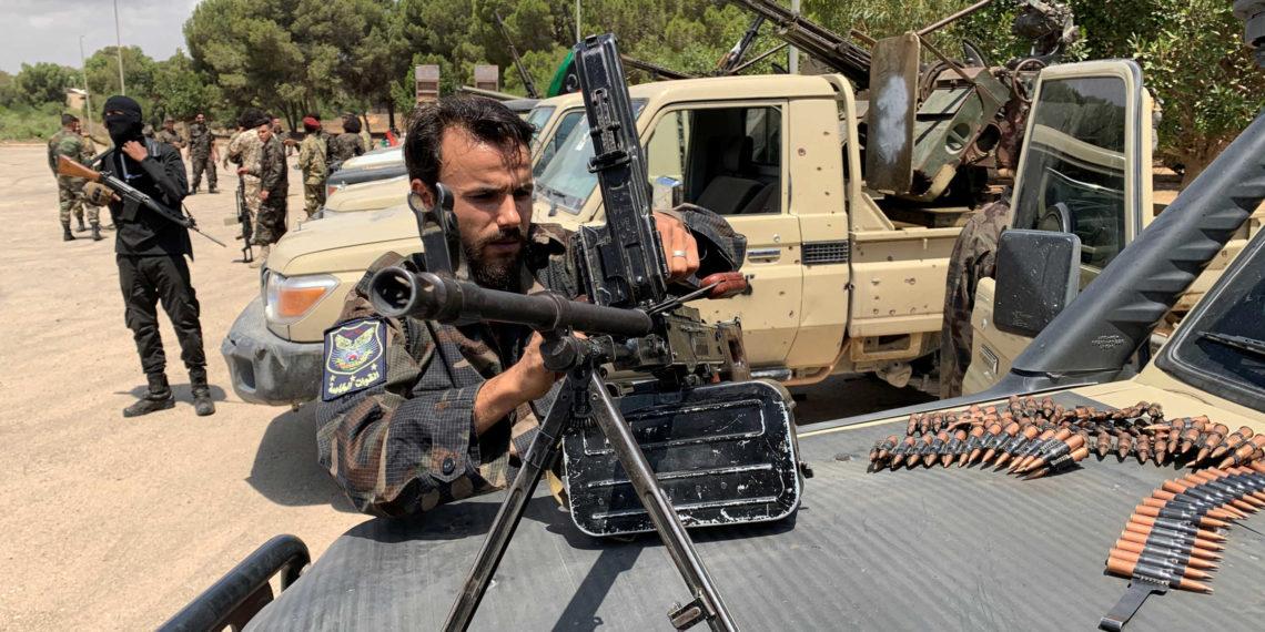 Λιβύη: Η Τουρκία έστειλε πάνω από 16.000 μισθοφόρους ενόψει της μάχης της Σύρτης!