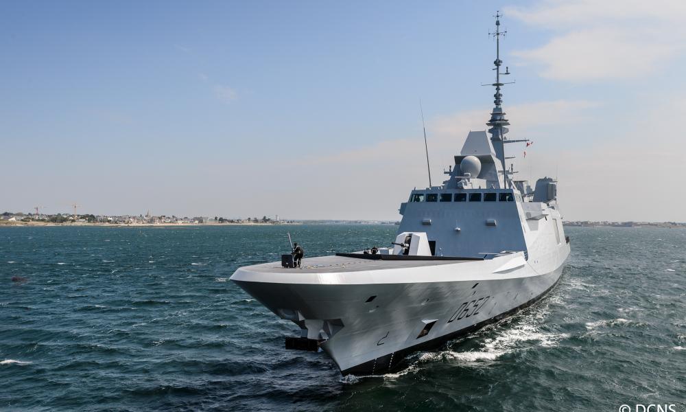 Ο Μακρόν στέλνει φρεγάτες στην θαλάσσια περιοχή μεταξύ Κρήτης & Κύπρου