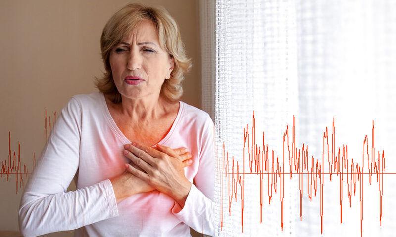 Εμμηνόπαυση: Τα συμπτώματα που μαρτυρούν αυξημένο κίνδυνο για έμφραγμα και εγκεφαλικό