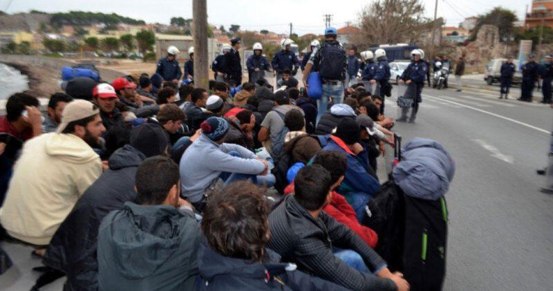 Κιλκίς- Καταγγελία κατοίκου: Μετανάστες παρενοχλούν γυναίκες και κορίτσια