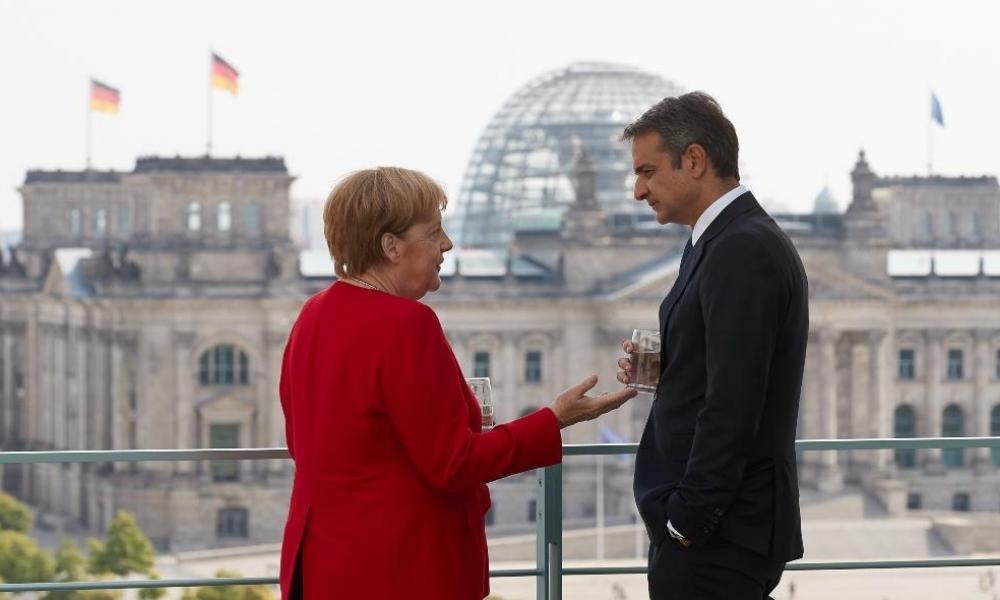 Οι Γερμανοί δεν δίνουν πληροφορίες για την τριμερή του Βερολίνου