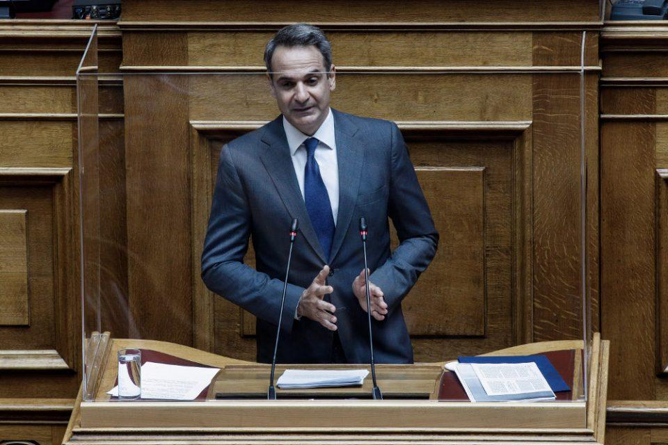 Αναλαμβάνει δράση ο Μητσοτάκης: Επαφές με ηγέτες για Αγία Σοφία και κυρώσεις στην Αγκυρα