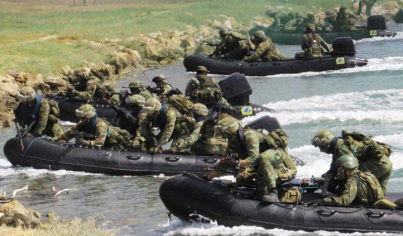 Απαραίτητη η εξέλιξη της 32ης Ταξιαρχίας Πεζοναυτών σε μια Ελληνική Αμφίβια Εκστρατευτική Δύναμη