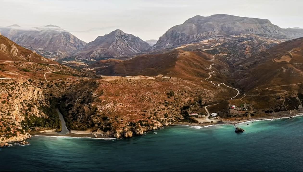 Στα καλύτερα νησιά του κόσμου και 6ο ομορφότερο νησί της Ευρώπης η Κρήτη!