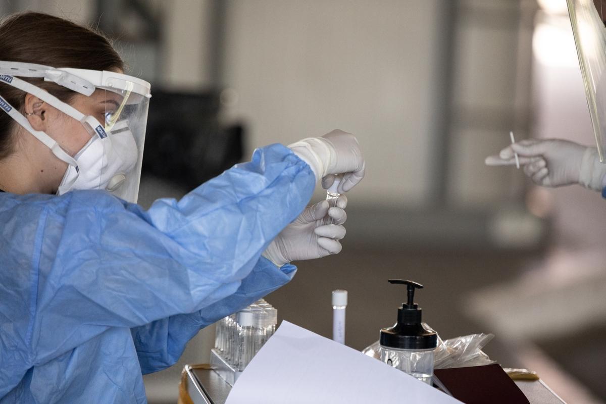 Κοροναϊός: Κρίσιμο διήμερο για την πορεία του ιού στη χώρα