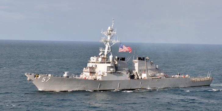 12 πολεμικά πλοία των ΗΠΑ καταφθάνουν στη Μεσόγειο