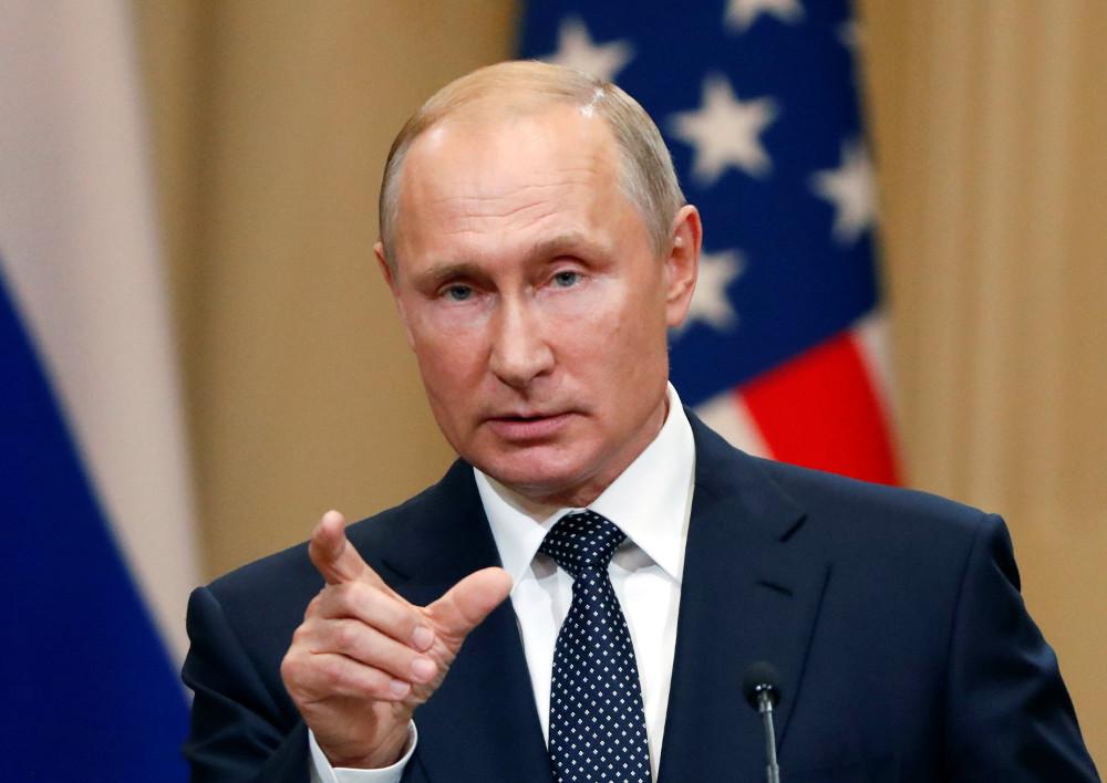 Βλαντιμίρ Πούτιν στην προεδρία για… πάντα – Οι Ρώσοι ψήφισαν να μείνει έως το 2036