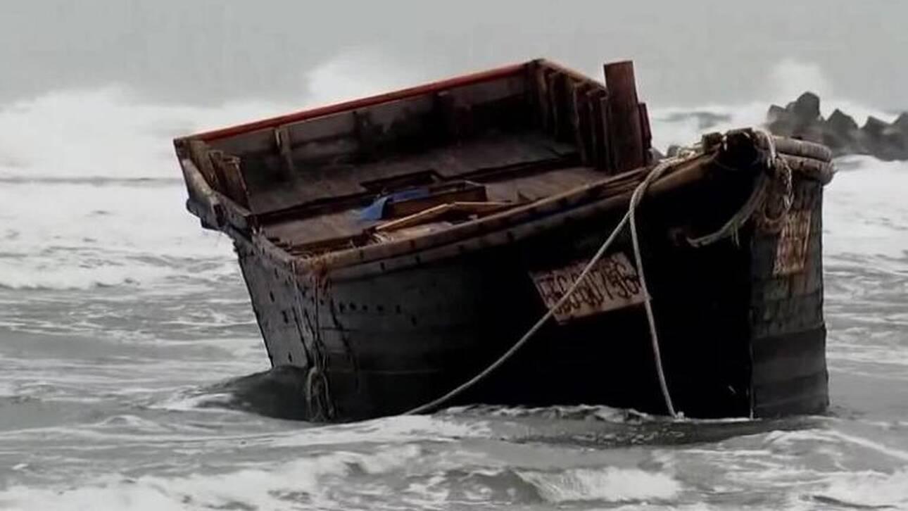 Το 2017 «βάρκες-φαντάσματα» ξέβραζαν πτώματα Βορειοκορεατών στην Ιαπωνία – Αυτή είναι η εξήγηση