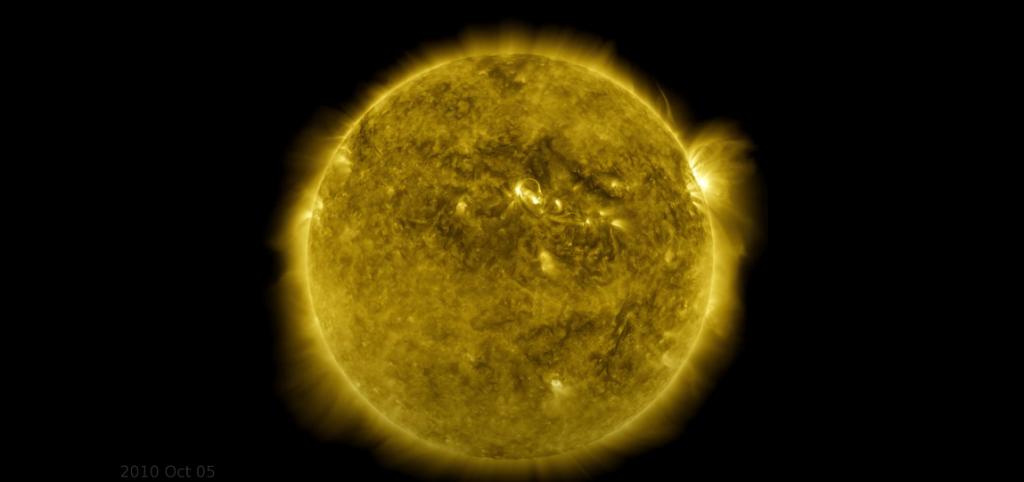 Εντυπωσιακό βίντεο της NASA με 10 χρόνια ηλιακής δραστηριότητας σε μία ώρα