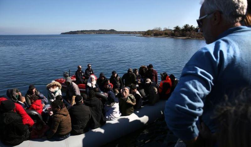 Μυτιλήνη: Συνεχίζεται η αποχώρηση προσφύγων