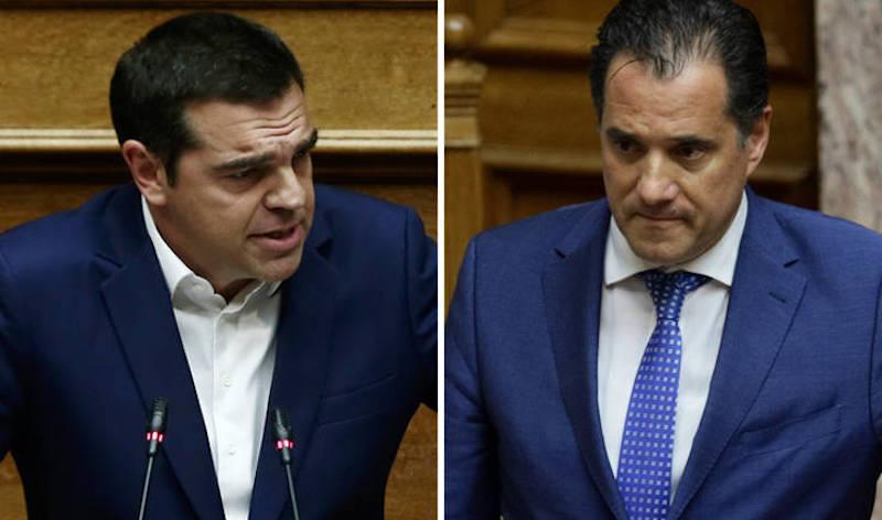 Γεωργιάδης για αποκαλύψεις Καλογρίτσα: Να παρέμβει Εισαγγελέας, να πάρει θέση ο Τσίπρας