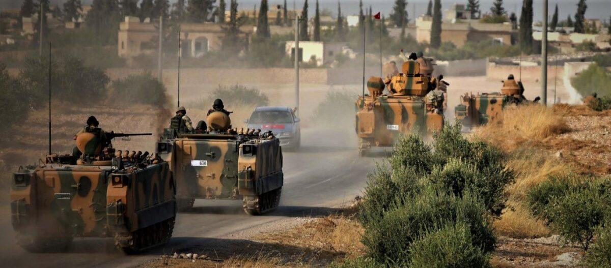ΕΚΤΑΚΤΟ: Τουρκικές φάλαγγες κυκλώνουν την Σύρτη και την αλ Τζούφρα στην Λιβύη – «Στα τείχη» οι Ρώσοι της Wagner