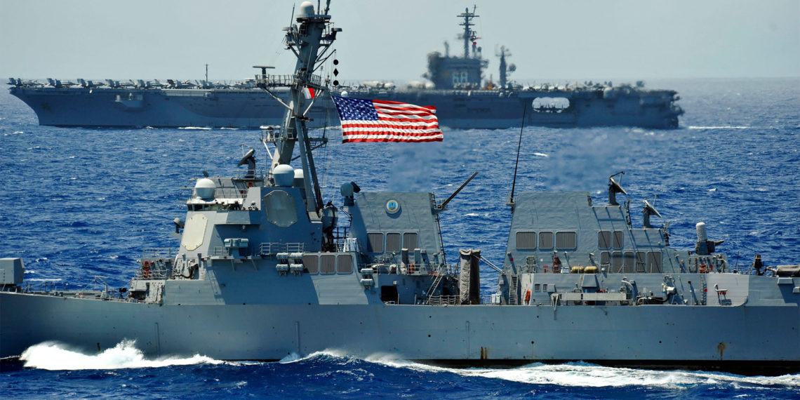 Το Πολεμικό Ναυτικό των ΗΠΑ «αγγίζει» το μέλλον: Οκτώ πλοία με συστήματα λέιζερ έως το 2024