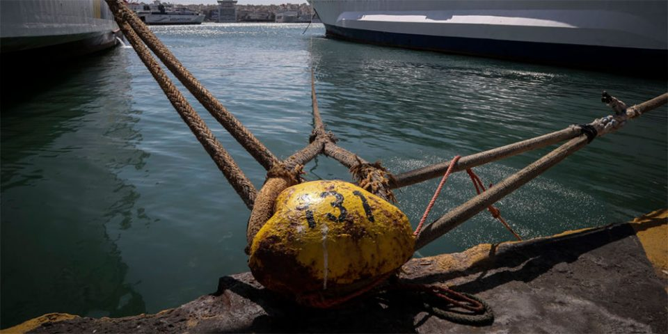 Σκόπελος: Μηχανική βλάβη στο πλοίο «Πρωτέας» με 214 επιβάτες