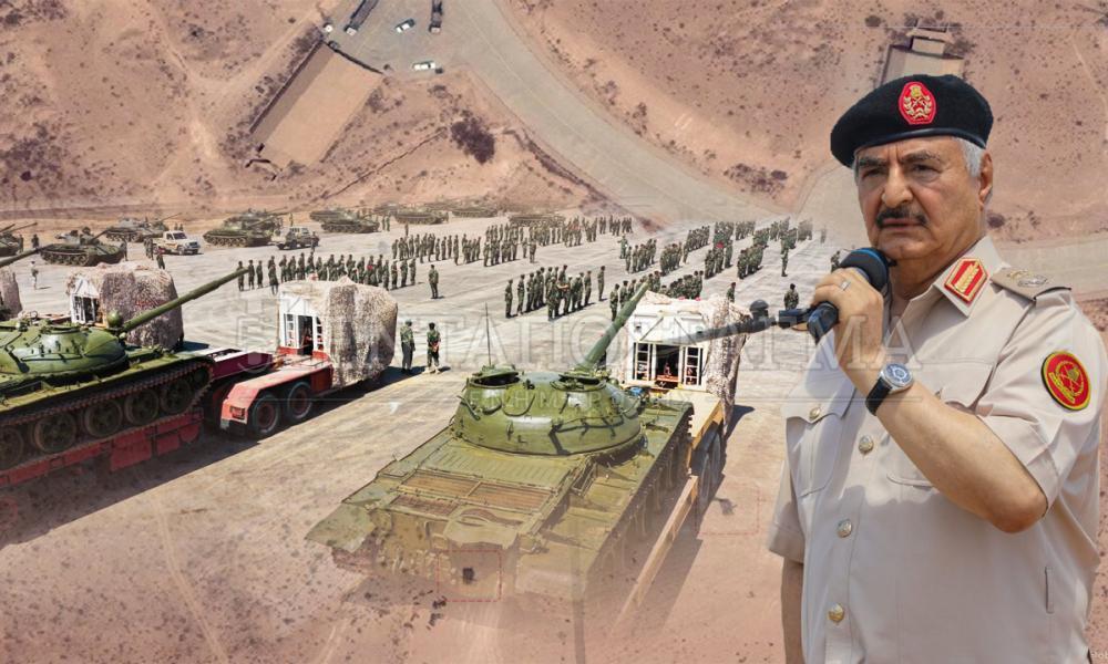 """Ξεκίνησε η """"πολιορκία"""" της Σύρτης – Μεγάλη συγκέντρωση δυνάμεων από Τούρκους & τζιχαντιστές"""