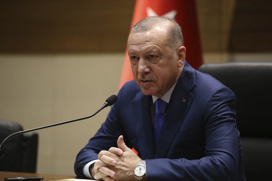 Νέα επίθεση Ερντογάν στην Ελλάδα: Σεβαστείτε τα δικαιώματα της Τουρκίας – Η ένταση προκαλείται από την Αθήνα