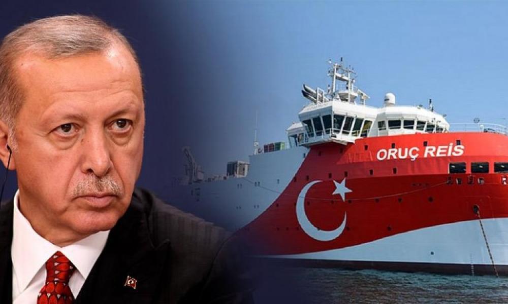 """Διάγγελμα Ερντογάν: """"Σκοτεινιάζουν το μέλλον τους οι Έλληνες!"""""""
