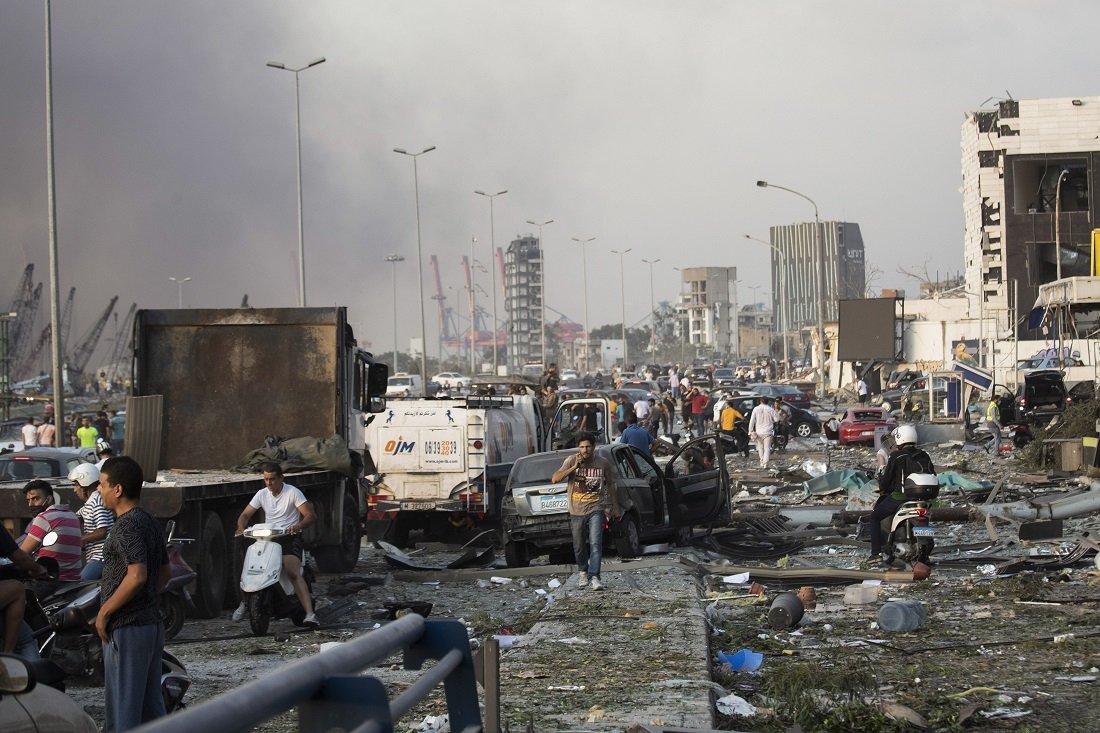 Τραγωδία στη Βηρυτό: Συγκλονιστικές μαρτυρίες Ελλήνων – Άστεγοι 100.000 κάτοικοι