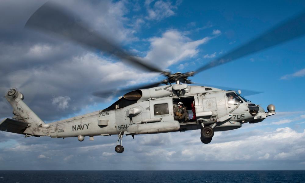 Θετικές εξελίξεις με τα ελικόπτερα του ΠΝ: Σε τροχιά υλοποίησης η απόκτηση των MH-60R
