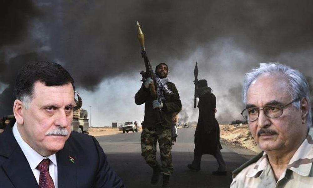 """Εκεχειρία """"τέλος"""" στη Λιβύη-GNA:""""Θα εξαφανίσουμε τον Χαφτάρ""""-Ετοιμάζει επίθεση στη Μισράτα ο LNA"""