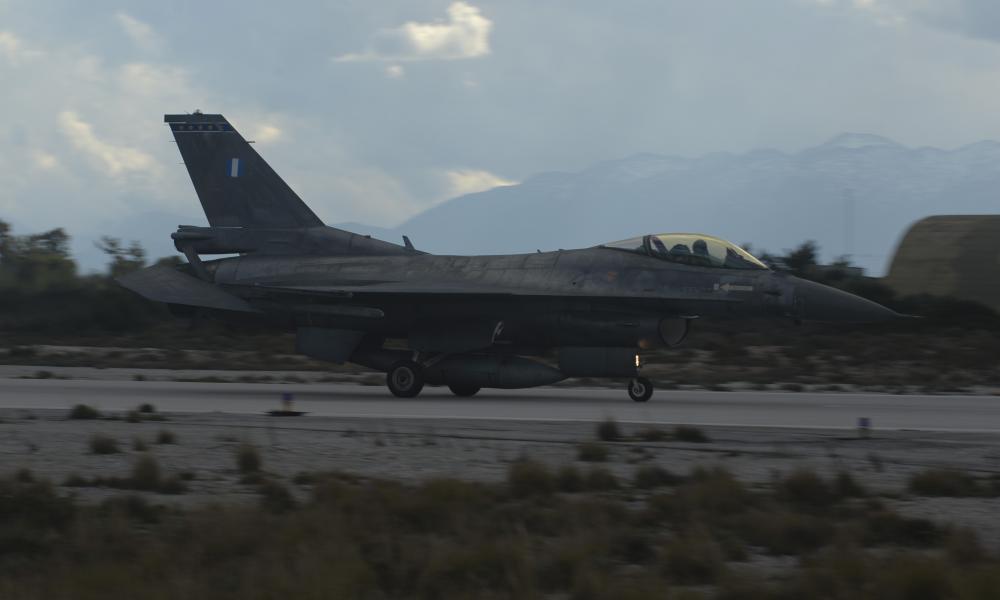 """""""Μαραθώνιος"""" για την ενίσχυση ΠΑ & ΠΝ: Άμεση υποστήριξη του στόλου των F-16"""