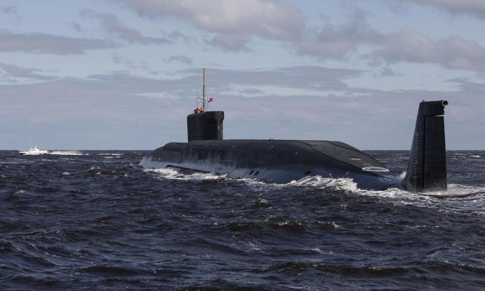 Α. Μεσόγειος: Το αμερικανικό ναυτικό καταδιώκει ρωσικό υποβρύχιο
