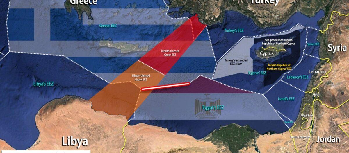 Προβληματισμός από Κύπρο για την συμφωνία ΑΟΖ Ελλάδας-Αιγύπτου: «Ήταν βεβιασμένη»