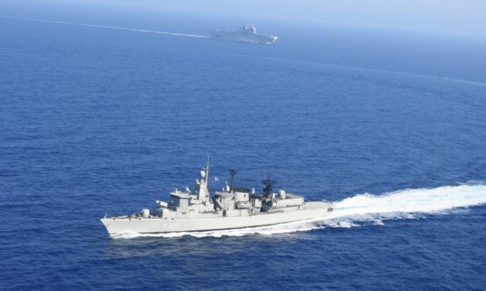 """Ρωσικό ΜΜΕ: """"Το Ελληνικό ΠΝ έδωσε ένα γερό μάθημα στην Άγκυρα"""""""