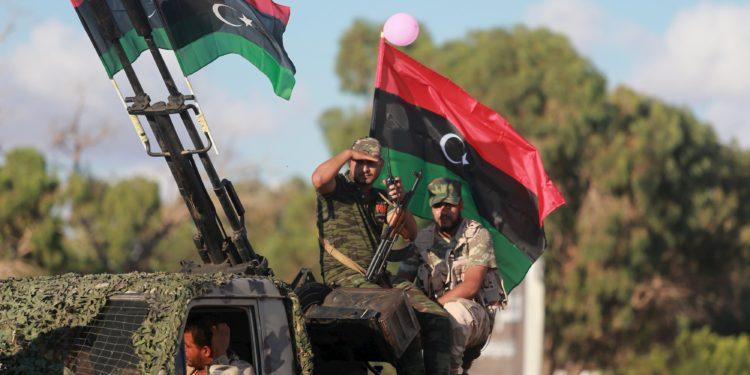 Λιβύη – LNA: Βυθίσαμε σκάφος με Σύρους μισθοφόρους της Τουρκίας