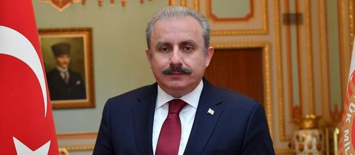 Στην γραμμή Ερντογάν ο πρόεδρος της τουρκικής Βουλής: «Η Ελλάδα είναι κράτος εγκληματίας»!