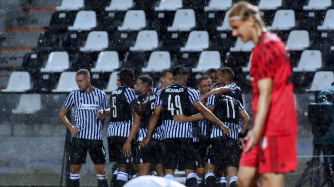 ΠΑΟΚ – Μπεσίκτας 3-1: Πρόκριση και πλησιάζει τους ομίλους του Champions League