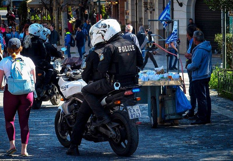 Συνελήφθη στην Ομόνοια ο δραπέτης της Ευελπίδων
