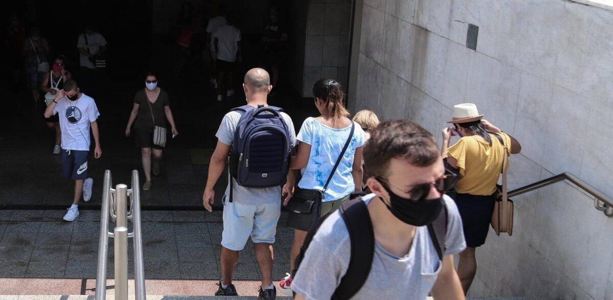 Κορονοϊός: Τι ισχύει για τα γυμναστήρια – Πού επιβάλλεται να φοράμε μάσκα