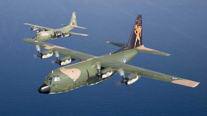 Σε ετοιμότητα C-130 με ομάδα της ΕΜΑΚ – Αναχωρεί για Βηρυτό