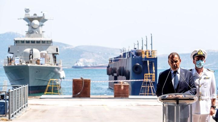 Ηχηρό μήνυμα Παναγιωτόπουλου στην Τουρκία: Όποιος τολμά να εκστομίσει απειλές, θα βρει απέναντί του τις Ένοπλες Δυνάμεις