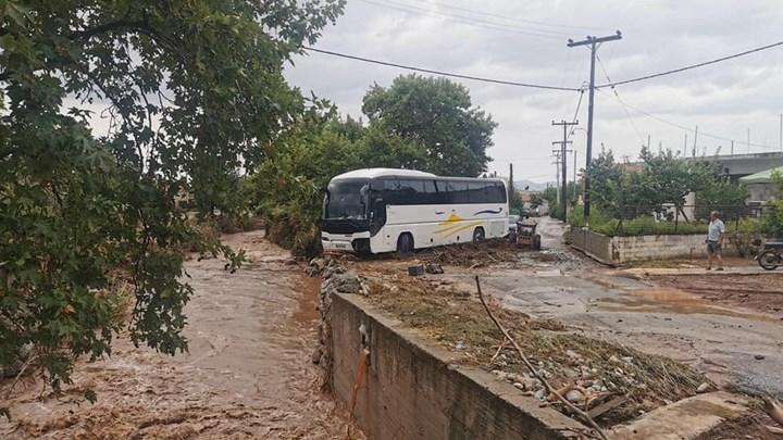 Εύβοια: Παρέμβαση εισαγγελέα για τις φονικές πλημμύρες – Διέταξε διπλή έρευνα για κακούργημα