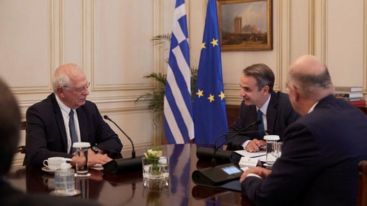 Εκπρόσωπος Ζοζέπ Μπορέλ: Ετοιμάζουμε νέο πακέτο κυρώσεων κατά της Άγκυρας