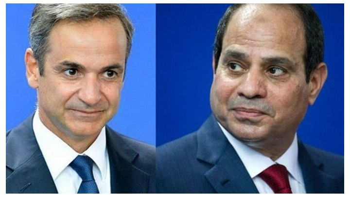 ΕΚΤΑΚΤΟ – Τηλεφωνική επικοινωνία Μητσοτάκη με τον Πρόεδρο της Αιγύπτου – Τι συμφώνησαν – ΤΩΡΑ